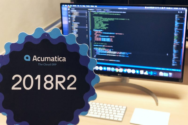 Developing HR Extension on Acumatica ERP