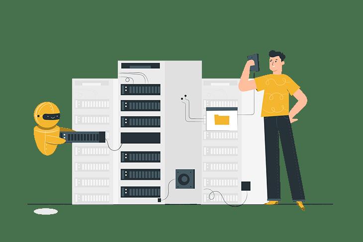 Сloud and Server ERP Integration